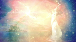 Guided Meditation - Raise Your Vibration -- Stream Source Energy Into Your Life