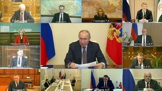 Дикий капитализм без заботы о людях может привести к разрушению общества, государства и бизнеса. Владимир Путин