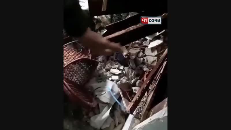 Сгоревший в Сочи дом не отвечал даже элементарным нормам пожарной безопасности