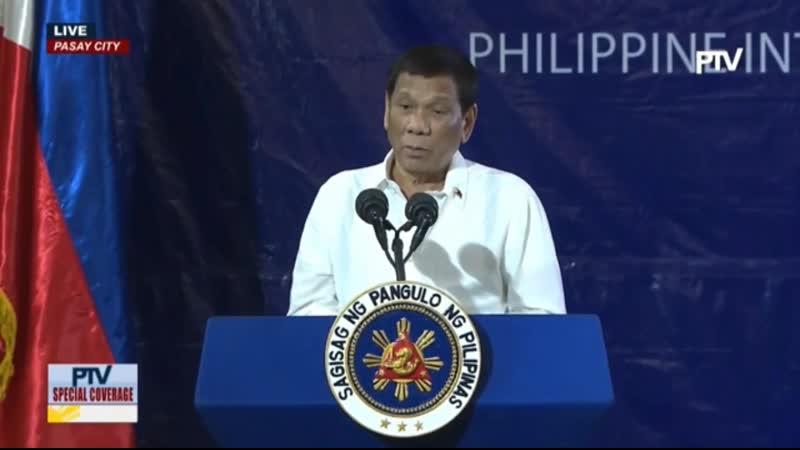 """I will do something """"drastic"""" — President Duterte"""