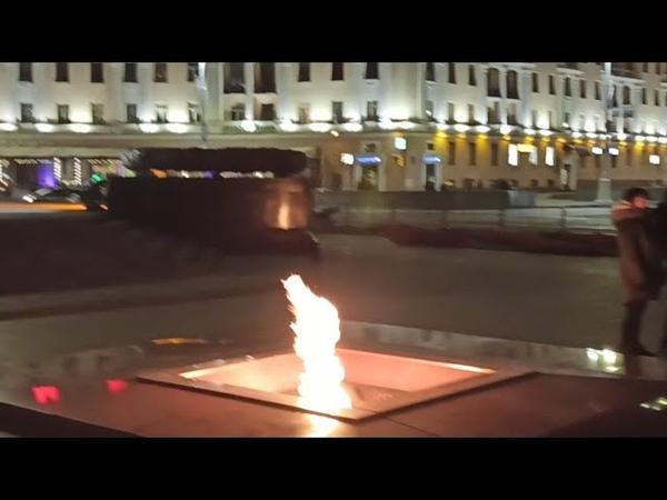 НОД Минск завершения шествия 17 10 20 Поправки в конституцию РБ