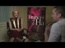 The Binge Interview: Greta Gerwig and Noah Baumbach on FRANCES HA