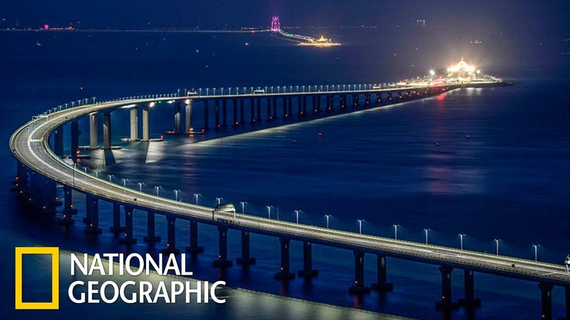 Мегамосты: Китай (National Geographic)