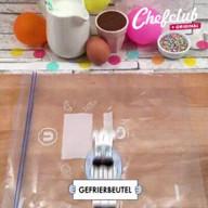 id_27957 Домашний шоколадный торт с ванильным кремом 🎂  Автор: Chefclub   #gif@bon
