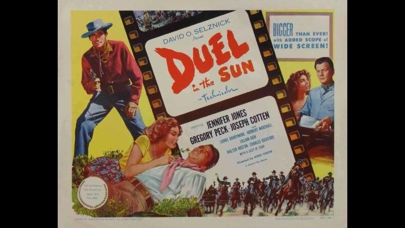 Дуэль под солнцем 1946
