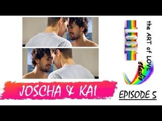 Joscha & Kai Gay StoryLine - Episode 5: Subtitles: English