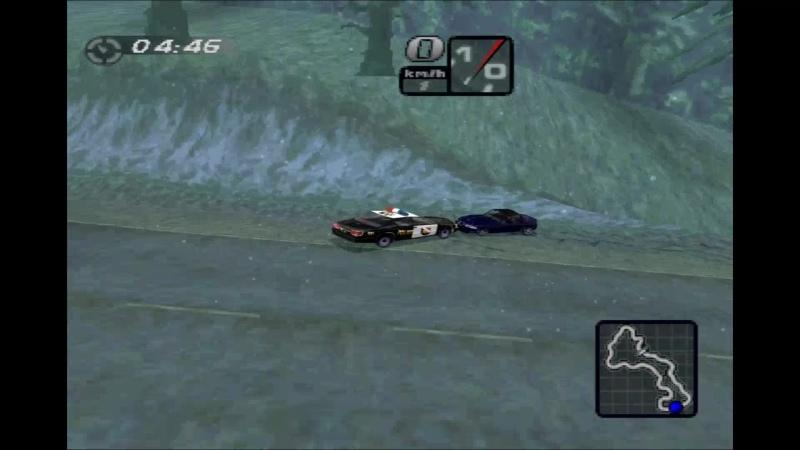 Kindiak Park - Hot Pursuit - Chevrolet Caprice