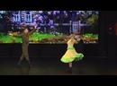 Ансамбль народного танца «Каблучок» имени Киры Черданцевой. Танец «Кадриль» Дуэт