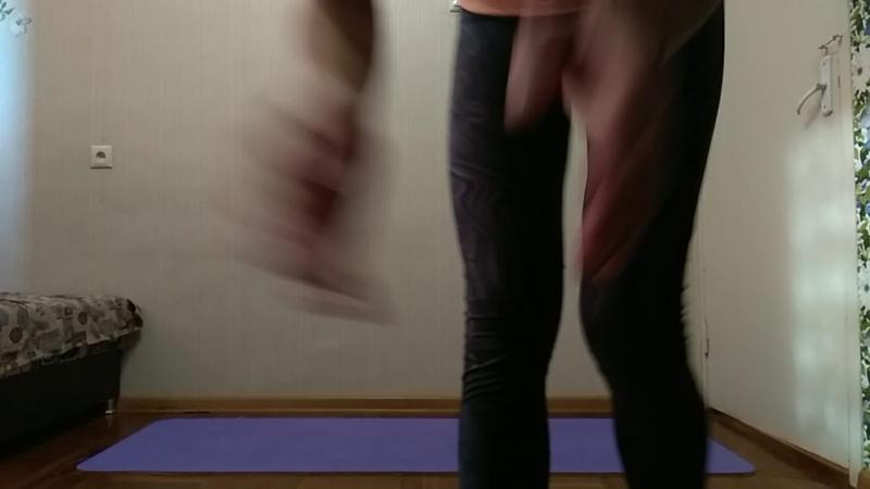 Йога для суставов с Наталией Веселковой