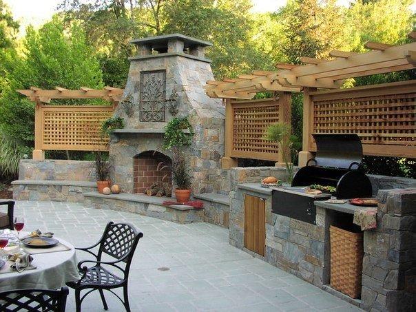 Решения садовых кухонь  Процесс готовки, многим, приносит громадное удовольствие,...