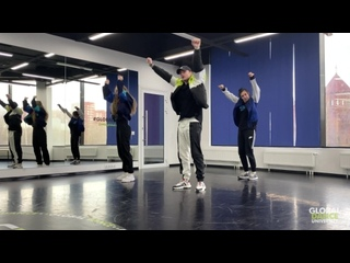"Boris Ryabinin choreography   ""Intentions"" by Justin Bieber"