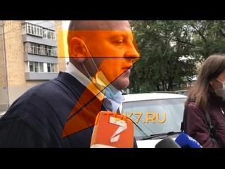 Комментарий адвоката министра Маслодудова