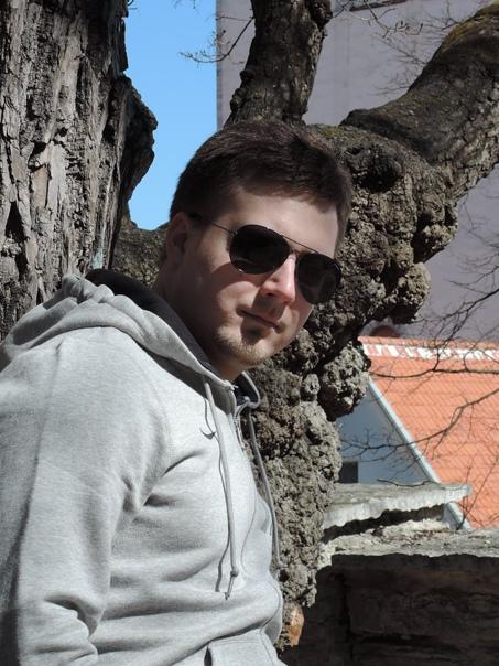 Кирилл Мельников, Санкт-Петербург, Россия
