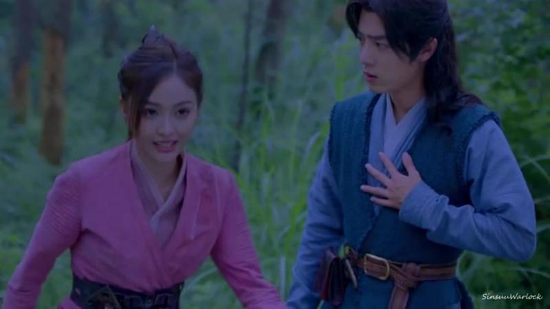 [Фан видео] Тан Сань и Сяо У