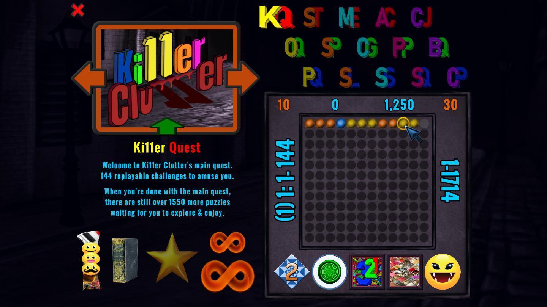 Ki11er Clutter (En)