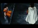 Первая встреча Гоку и Броли Драконий жемчуг Z Легендарный Супер Сайян Броли