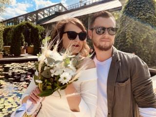 Грибная свадьба