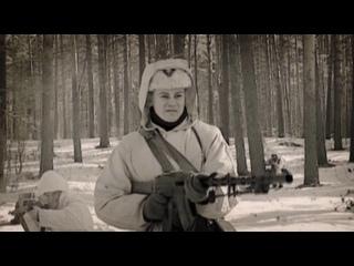 """Сергей Ларин """"Десантный Батя"""": русские-фины все сцены (2008)"""