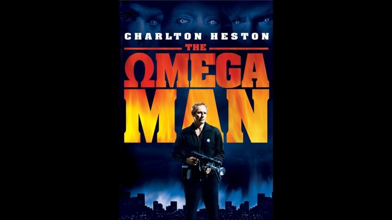 Человек Омега The Omega Man 1971 США Триллер Ужасы Фантастика