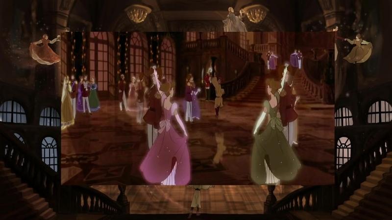 Anastasia Once Upon A December English Lyrics BluRay HD
