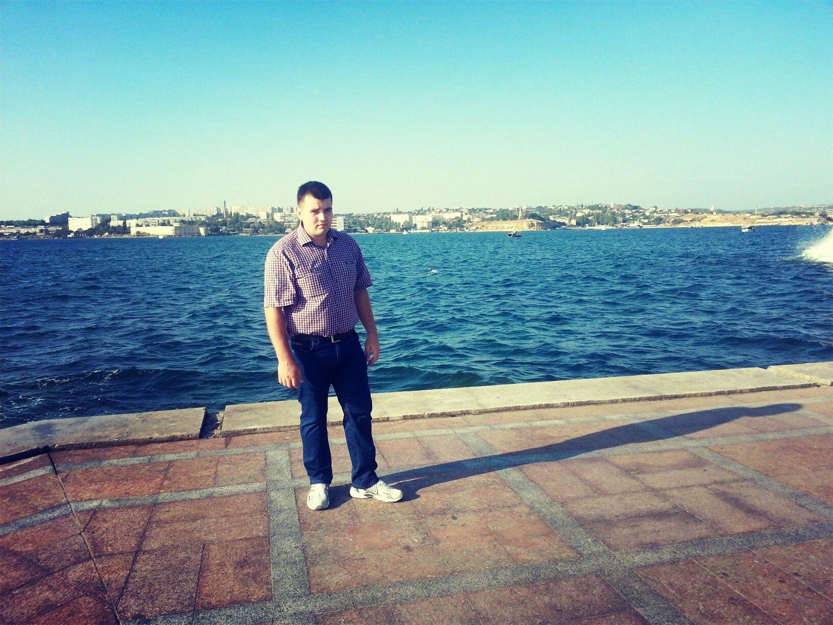 Дмитрий, 35, Sevastopol