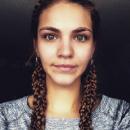 Anastasiya Grechiha, Никополь, Украина