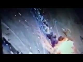 Уничтожение бомбомобиля вертолетом Белл-407, Ирак