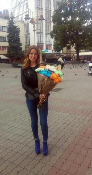 Тетяна Зубач, Бурштын, Украина