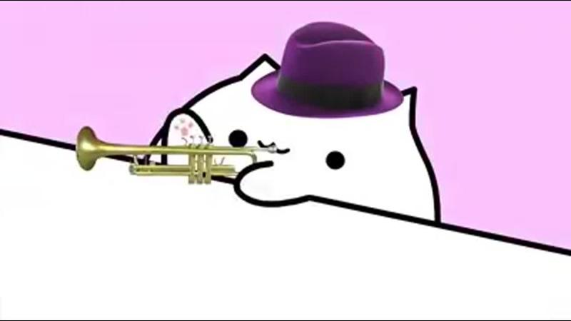Bongo Cat I'm a Catman