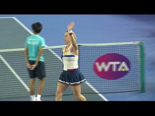 Pavlyuchenkova v Wang   Match Point / tennis insight
