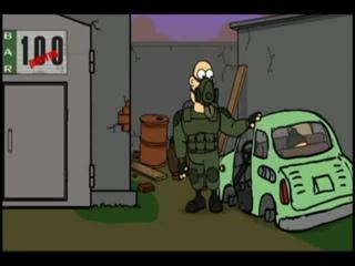 . бесславные придурки эпизод четыре