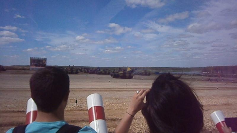 Танковый биатлон 03 08 2015 02