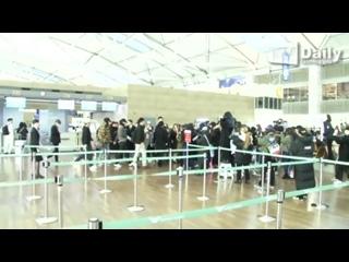171130 EXO @ Incheon Airport