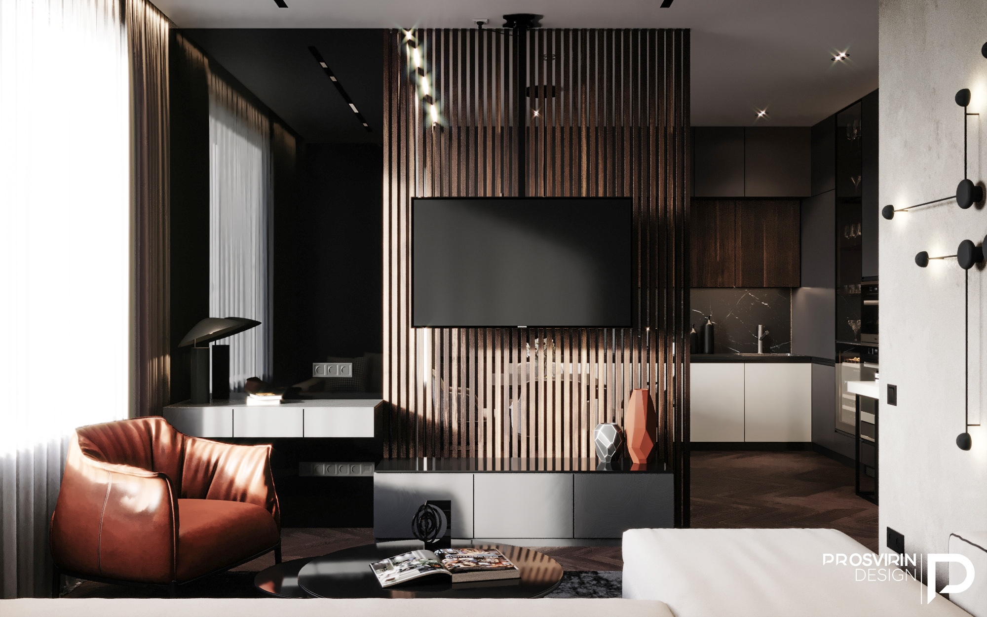 Дизайн квартиры в Санкт-Петербурге, 87 кв.