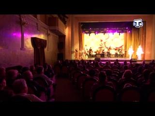 В крымскотатарском театре прошёл  концерт Асана Билялова