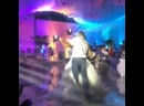 Танец отца и невесты в Зимнем саду