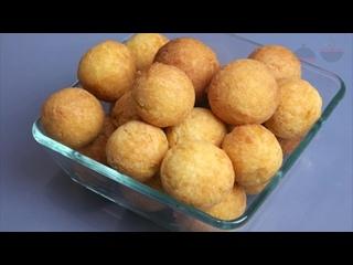 Творожные шарики КОЛОБКИ Вкусно как в детстве!