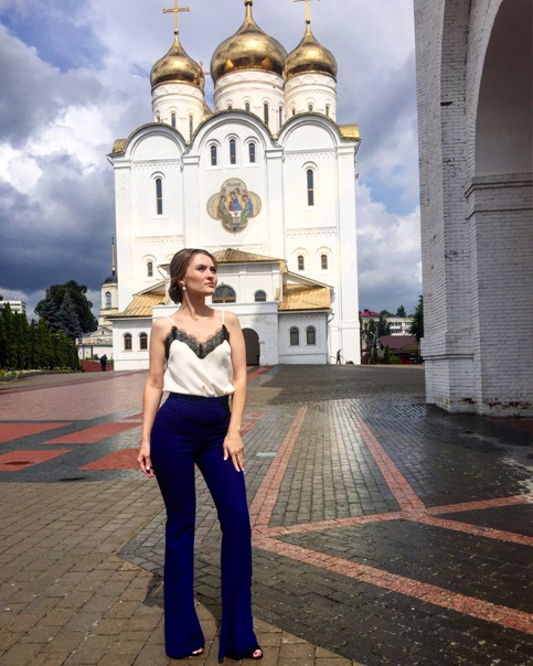 Евгения Вентер, Брянск, Россия