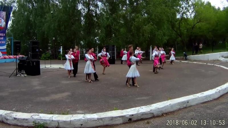 День города Вятские Поляны 2018 г.