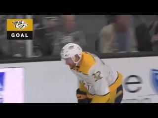 ✨ Яков Тренин сыграл впервые с 19 декабря и забил свой второй гол в НХЛ!
