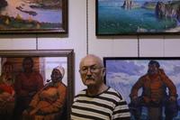 Выставка картин Карла Ефимовича Шулунова
