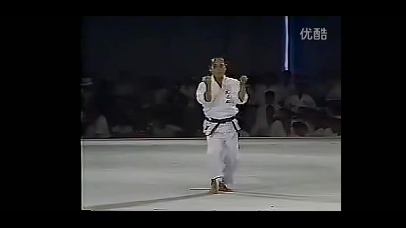 Isamu Arakaki Sensei kata Arakaki No Sochin