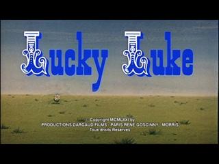 Счастливчик Люк: Дэйзи Таун / Lucky Luke: Daisy Town 1971