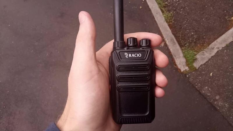 Обзор радиостанции Racio R110