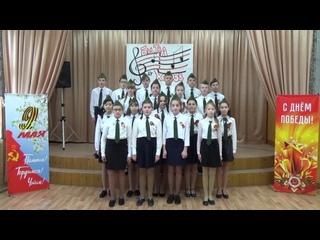 6 Б класс, «Марш защи́тников Москвы́»,Автор: А. А. Сурков. Классный руководитель: Бузлаева М.А.
