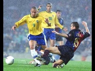 Товарищеский матч. «Барселона» - сборная Бразилии ()