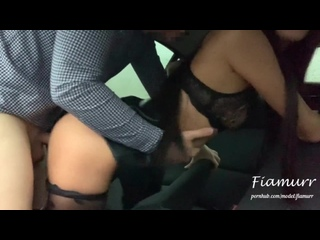 [FiaMurr] Fucked his Hot Girlfriend after College in the Car