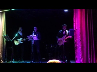 ВИА ФРЭШ LIVE  - You're Beautiful (James Blunt Cover) (With EPIC SAX GUY))