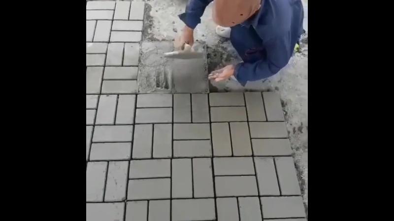 Плитка из бетона gkbnrf bp ,tnjyf