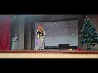 Новогодний переполох в Ёгольском ДК .mp4